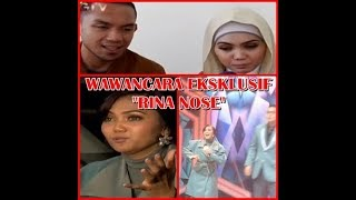 Video WAWANCARA EKSKLUSIF RINA NOSE PERIHAL ALASAN LEPAS HIJAB MP3, 3GP, MP4, WEBM, AVI, FLV November 2017