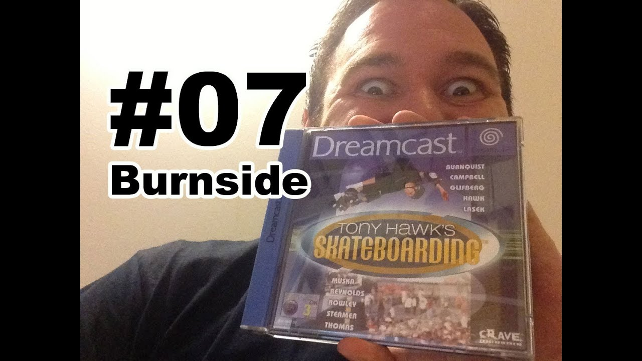 #07 Tony Hawk's Pro Skater – Burnside (Speedy Renton Let's Play)