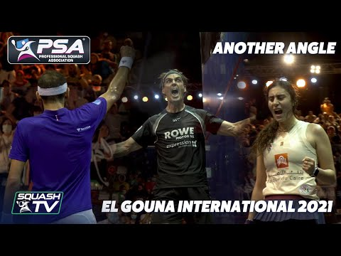 Squash: El Gouna International 2021 - Another Angle SF & Final Special