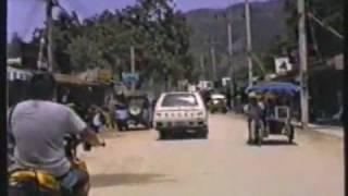 Patong Beach Phuket 1988 - Drove Down The Beach Road And Into Bangla Road.