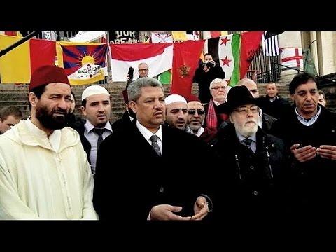 Βρυξέλλες: Εβραίοι και μουσουλμάνοι τίμησαν μαζί τα θύματα των τρομοκρατικών επιθέσεων