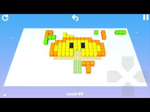 Cubes - video