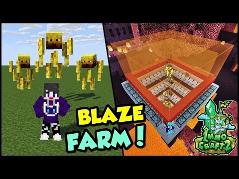 IMMOCRAFT S2 - BLAZE FARM AUTO SULTAN! 😘😍