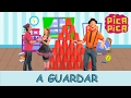 Pica-Pica - A guardar (Videoclip Oficial) - YouTube