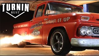 Video Light It Up | 1962 Chevy C10 Patina Shop Truck | Turnin Rust Episode 6 MP3, 3GP, MP4, WEBM, AVI, FLV April 2019