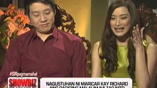 What's changed for Maricar, Richard after marriage?