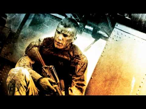 Black Hawk Down (2001) Gortoz A Ran '' J'Attends (Soundtrack OST)