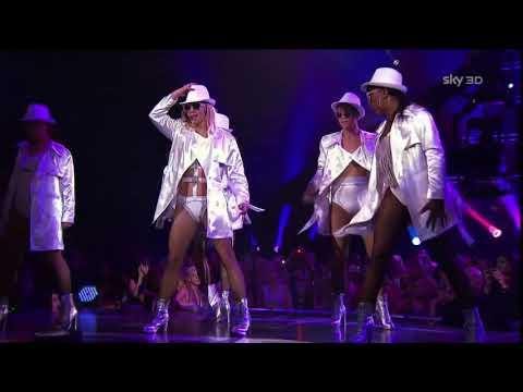 Britney Spears -  Femme Fatale Tour SKY 3D Full Show in HD (2D)