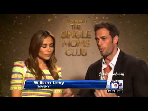 William Levy (@willylevy29) Telenovela star makes film debut in 'Single Moms Club'