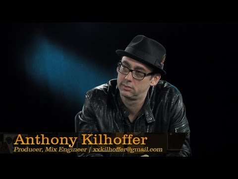 Producer and Mix Engineer Anthony Kilhoffer – Pensado's Place #95