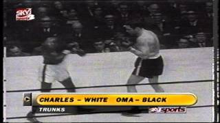 Ezzard Charles Vs. Lee Oma - World Title - 1951