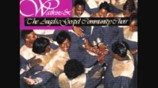 Velmer Watkins&The Angelic Gospel Community Choir - On Christ The Solid Rock