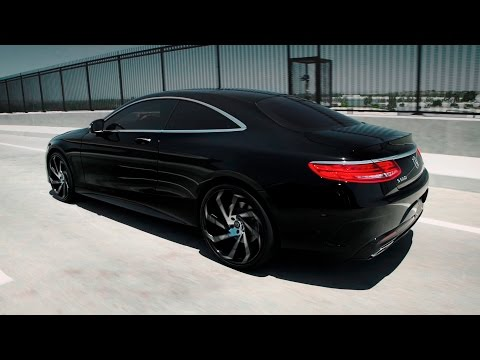 Mercedes Benz S550 4MATIC Coupe 22