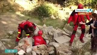 Entrevista a Bomberos GIRECAN sobre búsqueda en estructuras colapsadas con perros de rescate