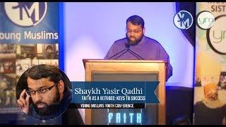 Helm Of Change - Sh. Yasir Qadhi   #YC2K18