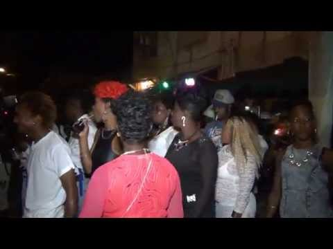 STONE LOVE DUNG INNA THE GHETTO-MARCH 2015