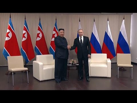 Πούτιν – Κιμ: «Ναι» στην αποπυρηνικοποίηση αλλα…