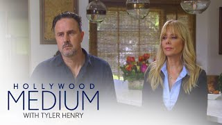 Video David and Rosanna Arquette's Jaw-Dropping Reading | Hollywood Medium with Tyler Henry | E! MP3, 3GP, MP4, WEBM, AVI, FLV September 2018