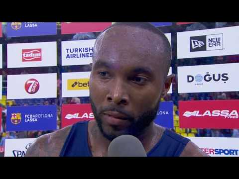 Post-game interview: Tyrese Rice, FC Barcelona Lassa