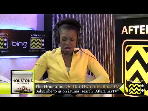 The Houstons: On Our Way  After Show Season 1 Episodes 6 & 7 | AfterBuzz TV
