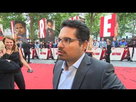 UK Premiere - Michael Peña - Premiere UK Premiere - Michael Peña (English)