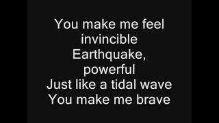 Video Skillet: Feel Invincible (Lyrics) MP3, 3GP, MP4, WEBM, AVI, FLV Desember 2017