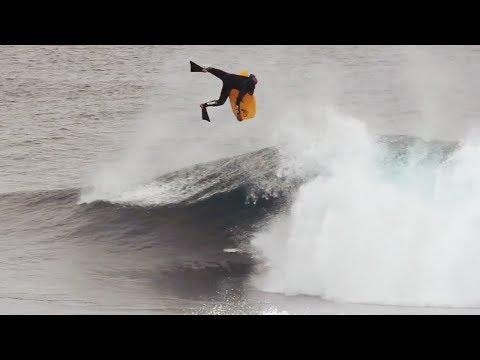 O EMIGRANTE   Big wave Bodyboarding in Australia, Brazil & Portugal