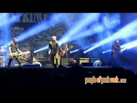 THE OFFSPRING - Disclaimer / The Meaning Of Life @ ROCKFEST, Montebello QC - 2017-06-23 (видео)