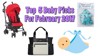 Top 5 Baby Gear in February 2017
