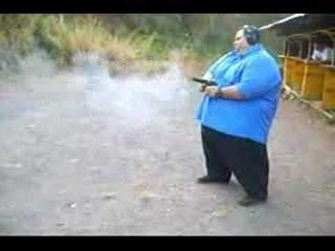 Najbolj nevaren človek s pištolo