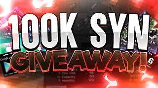 ENTER THE GIVEAWAY HERE: https://gleam.io/competitions/3h3EI-syns-100k-giveaway-10-x-itunes-or-google-play-giftcards-10-x-pixel-gun-3d-hacked-accounts-ios-androidALL VIDEOS / UPLOADShttps://www.youtube.com/channel/UCqsFgrFyaduvYvVUc3OHDDA/playlistsTreat yourself and get some Merch!https://teespring.com/stores/xsynmerchJoin my LIT 🔥 Discord Server!https://discord.gg/W9t4AYhSTAY ACTIVE FOR A FOLLOW ✔️Twitter ➝ https://twitter.com/realxSynInstagram ➝ https://www.instagram.com/realxsyn/Snapchat ➝ OMGitsxSynKik ➝ OMGitsxSynMobcrush (Help me reach 10,000 Followers!) ➝ SynStreamsCHECK OUT MY SECOND CHANNEL!http://www.youtube.com/c/MoreSynThanks for watching! Hopefully, you enjoyed the video and if you did please don't forget to drop a like!