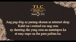 TLC The Drama Special Interactive (January 18, 2016)