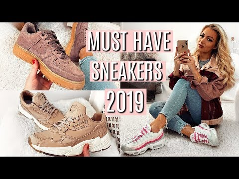 MUST HAVE SNEAKERS 2019 / TRAINER COLLECTION!