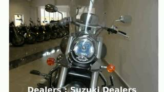 1. 2009 Suzuki Boulevard M109R2 - Details and Features