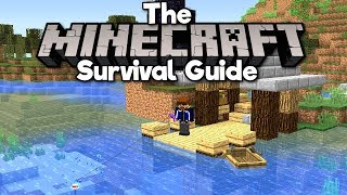 Introduction to Fishing! • The Minecraft Survival Guide (1.13 Tutorial Lets Play) [Part 15]