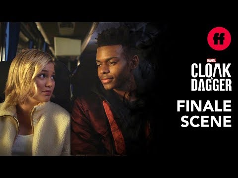 Marvel's Cloak & Dagger Season 2 Finale | Tandy & Tyrone Leave New Orleans | Freeform