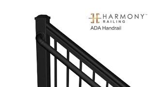 ADA Handrail Installation