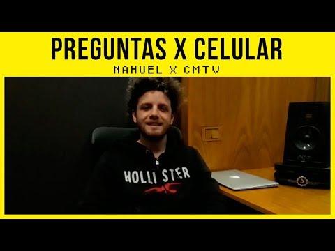 Nahuel video #Preguntas x celular - Septiembre 2017