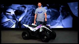 2. Raptor 90, Yamaha 2012