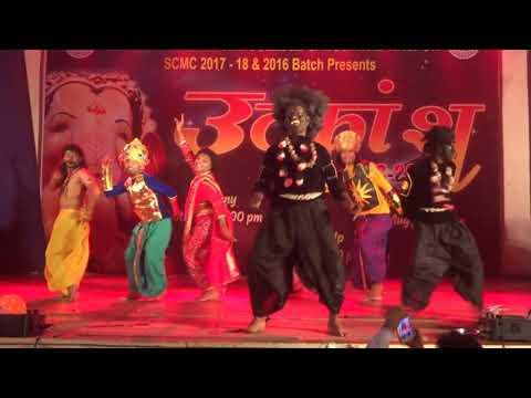 Video Bahubali Theme Comedy Dance - Zingaat Gang - GMC Nagpur download in MP3, 3GP, MP4, WEBM, AVI, FLV January 2017