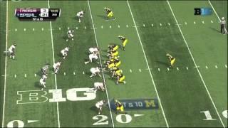 Devin Gardner vs Central Michigan (2013)