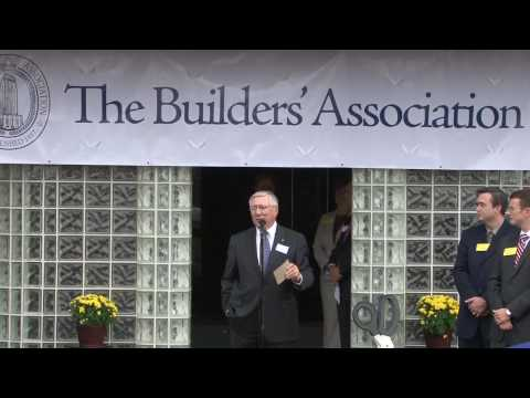 The Builders' Association Open House at the new 720 Oak Office in Kansas City