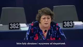 """Europosłanka z Portugalii – Ana Gomes do Premiera Morawieckiego: """"obrażacie tych, którzy się z Wami nie zgadzają"""" !"""