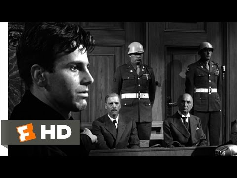 Judgment at Nuremberg (1961) - To Prevent Worse Things Scene (6/11) | Movieclips