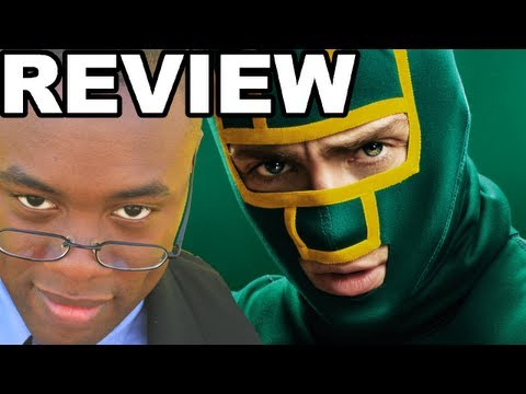 KICK-ASS 2 MOVIE REVIEW : Black Nerd