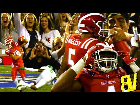 #2 Team in NATION VS #710 in NATION! Mater Dei 56 Point SHUTOUT BLOWOUT vs St Mary!