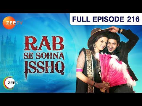 Rab Se Sohna Isshq - Episode 216 - May 23, 2013