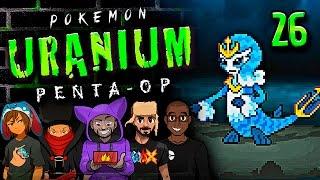 Pokémon Uranium 5-Player Nuzlocke - Ep 26 ANOTHER BRILLIANT EPISODE by King Nappy