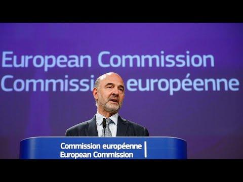 Π. Μοσκοβισί: «Μεγάλος κίνδυνος για άτακτο Brexit»