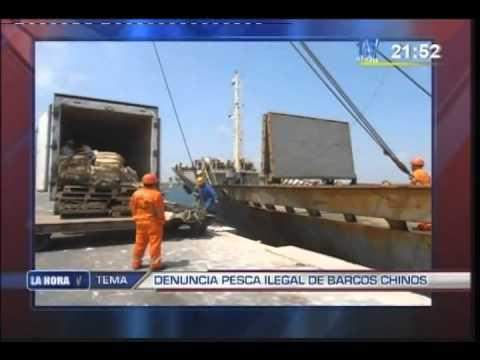 robertovieira - Tema: Arrastreros chinos descargan en Chimbote.